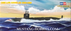 HOBBY BOSS 1/700 USS LOS ANGELES SSN-688
