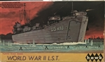 HAWK MODELS 1/606 World War II LST