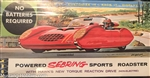 HAWK MODELS 1/?  Powered Sebring Sports Roadster