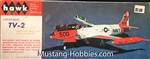 HAWK MODELS 1/48 U.S. Navy TV-2 Lockheed Jet Trainer