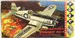 HAWK MODELS 1/72 US Marines Vought AU-1 (early one-piece wing)