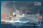 IBG MODELS 1/700  ORP Slazak 1943 Hunt II Class Destroyer Escort