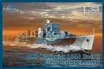 IBG MODELS 1/700 ORP Krakowiak 1944 Hunt II Class Destroyer Escort
