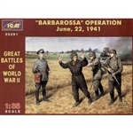 ICM 1/35 Operation Barbarossa June 22, 1941