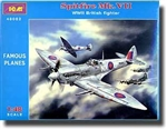 ICM 1/48  Spitfire Mk. VII WWII British Fighter