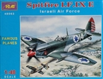 ICM 1/48 Spitfire LF.IX E Israeli Air force