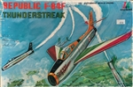 ITALERI 1/72 Republic F-84F Thunderstreak