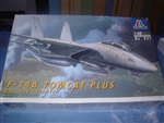 ITALERI 1/48 US Navy F-14A Tomcat Plus Fighter