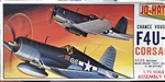 JO-HAN 1/72 Chance Vought F4U-1 Corsair