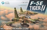 KITTY HAWK 1/32 F5E Tiger II Fighter