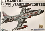 KITTY HAWK 1/32 F-94C Starfire