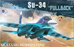 KITTY HAWK 1/32 Su34 Fullback Russian Fighter