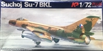 KP 1/72 Suchoj Su-7 BKL Plus Model 1/200