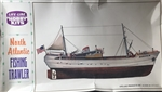 LIFE LIKE 1/96 NORTH ATLANTIC FISHING TRAWLER
