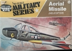 LIFE LIKE 1/40 Military Series Aerial Missile (Helicopter)