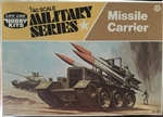 LIFE LIKE 1/40 MISSILE CARRIER