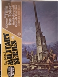 LIFE LIKE 1/40 Military Series 120mm Tillie the Toiler Anti-Aircraft Gun & Carrier