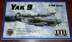 LTD MODELS 1/48 Yak-9