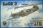 LTD MODELS 1/48 LaGG-3