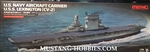 MENG 1/700 USS Lexington CV2 USN Aircraft Carrier