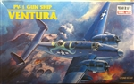 MINICRAFT 1/72 Lockheed PV-1 Ventura Gun Ship