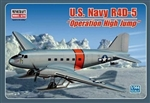 "MINICRAFT 1/144 US Navy R4D-5 ""Operation High Jump"""
