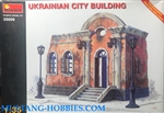 MINIART 1/35Ukrainian City Building Propaganda Posters included