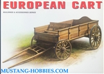 MINIART 1/35 European Cart Wooden Type