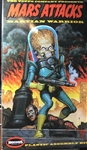 "MOEBIUS MODELS 1/8Mars Attacks: Martian Warrior Figure (12"" Tall)"