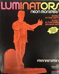 MONOGRAM 1/8 Luminators FRANKENSTEIN  Neon Monsters