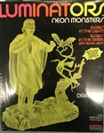 MONOGRAM 1/8 Luminators Dracula Neon Monsters