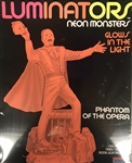 MONOGRAM 1/8 Luminators PHANTOM OF THE OPERA  Neon Monsters