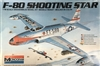 MONOGRAM 1/48 F-80 SHOOTING STAR