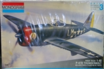 MONOGRAM 1/48 P-47D Thunderbolt HIGH TECH