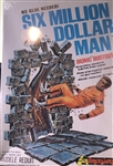 MPC  1/8 SIX MILLION DOLLAR MAN Bionic Burstout!