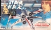 MPC 1/43 Star Wars The Authentic Luke Skywalker X-Wing Fighter