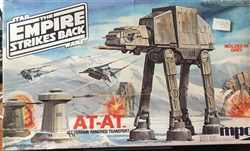 MPC 1/100 Star Wars The Empire Strikes Back AT-AT