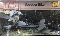 MPC 1/11 Star Wars Return of the Jedi Speeder Bike
