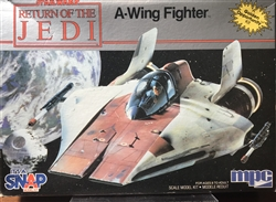 MPC 1/48 Star Wars Return of the Jedi A-Wing Fighter