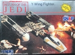 MPC 1/48Star Wars Return of the Jedi Y-Wing Fighter
