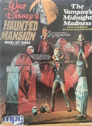 MPC 1/12 Walt Disney's Haunted Mansion THE VAMPIRE'S MIDNIGHT MADNESS