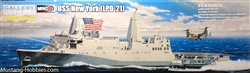 Gallery Model MRC 1:350 USS New York LPD-21