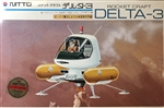 NITTO 1/24 Rocket Craft Delta-3
