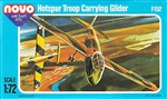NOVO 1/72 Hotspur Troop Carrying Glider