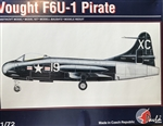 PAVLA MODELS 1/72 Vought F6U-1 Pirate