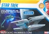 POLAR LIGHTS 1/1000 U.S.S. Grissom NCC-638 & Klingon Bird-of-Prey