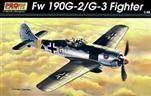 MONOGRAM PRO MODELER 1/48 FW 190G-2/G-3 FIGHTER