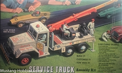 RENWAL 1/32 Customized Service Truck