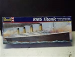 Revell 1/570 R.M.S. TITANIC Famous Ocean Liner of the Epic Disaster