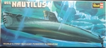 Revell 1/305 U.S.S. Nautilus World's first nuclear powered Submarine